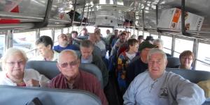 bus trip 2012